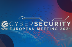 WSG Cybersecurity European Meeting 2021